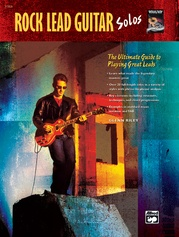 Complete Rock Guitar Method: Rock Lead Guitar Solos