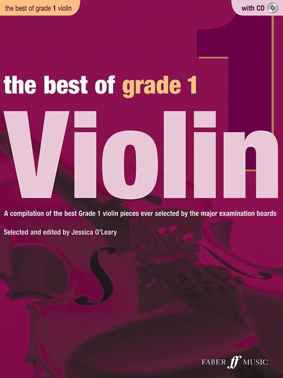 The Best of Grade 1 Violin