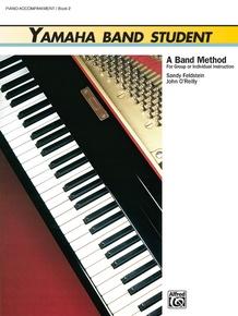 Yamaha Band Student, Book 2