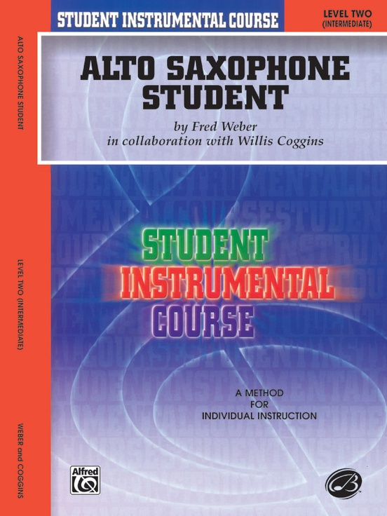 Student Instrumental Course: Alto Saxophone Student, Level II