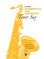 Intermediate Jazz Conception: Tenor Sax