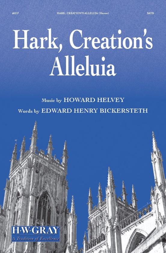 Hark, Creation's Alleluia