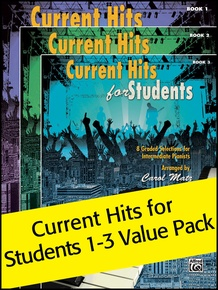 Current Hits Books 1-3 (Value Pack)