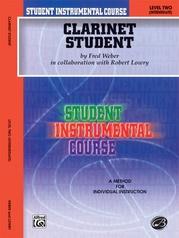 Student Instrumental Course: Clarinet Student, Level II