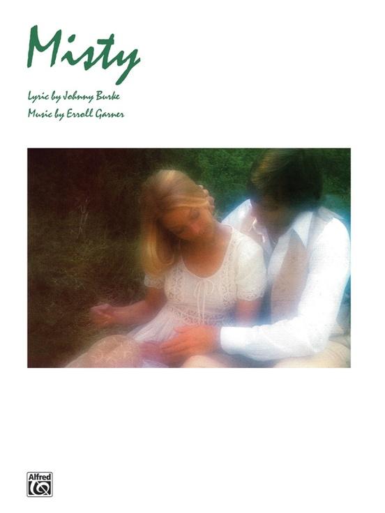 Misty Pianovocalchords Sheet Erroll Garner