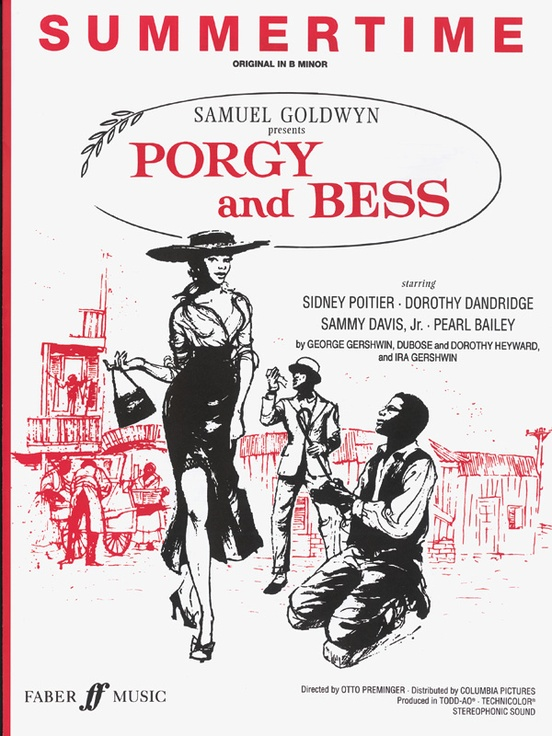 Image result for summertime porgy and bess the movie