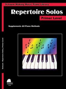 Making Music Piano Library: Repertoire Solos, Primer Level