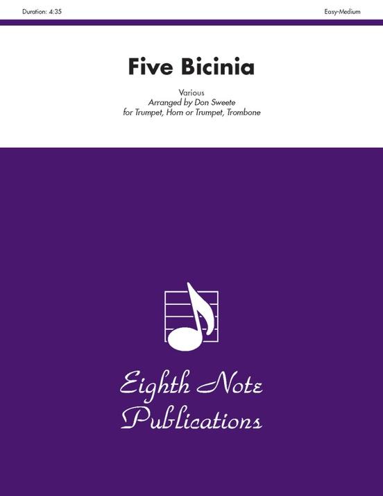Five Bicinia