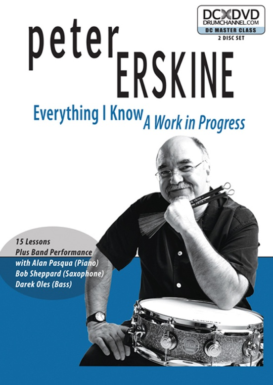 Peter Erskine: Everything I Know