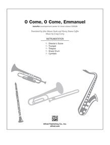 O Come, O Come, Emmanuel