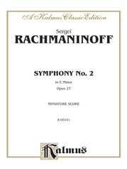 Symphony No. 2 in E Minor, Opus 27