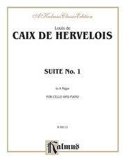 Suite No. 1 in A Major