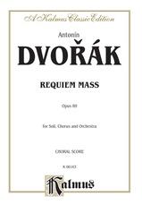 Requiem Mass, Opus 89