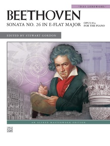 Beethoven: Sonata No. 26 in E-flat Major, Opus 81a