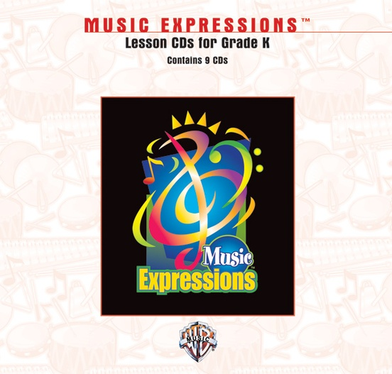 Music Expressions™ Kindergarten: Lesson CDs