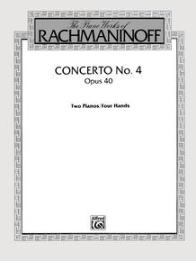 Concerto No. 4, Opus 40