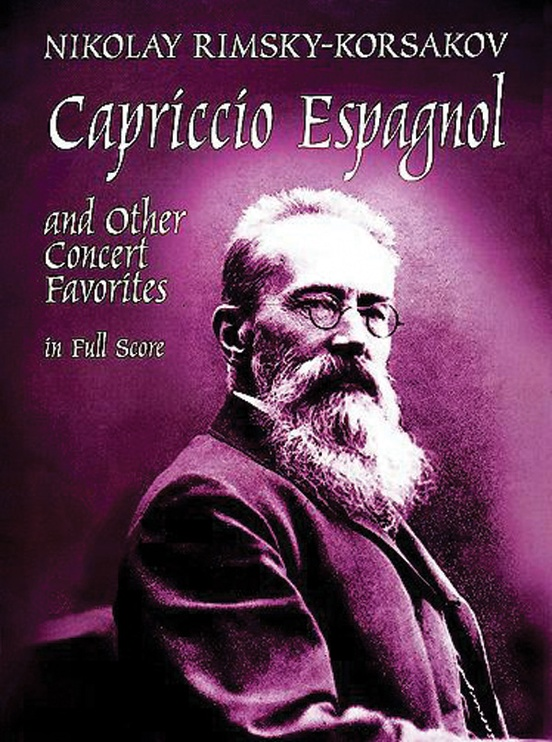 Capriccio Espagnol and Other Concert Favorites