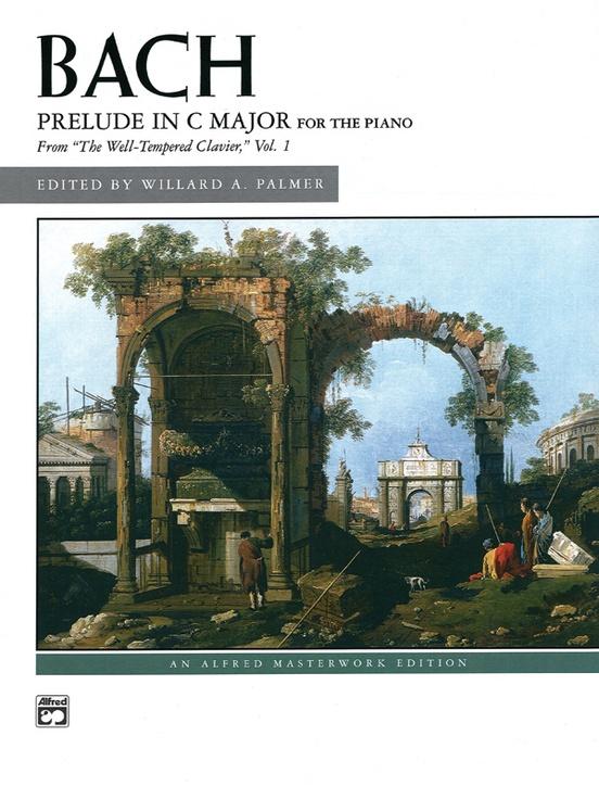 Bach: Prelude in C Major