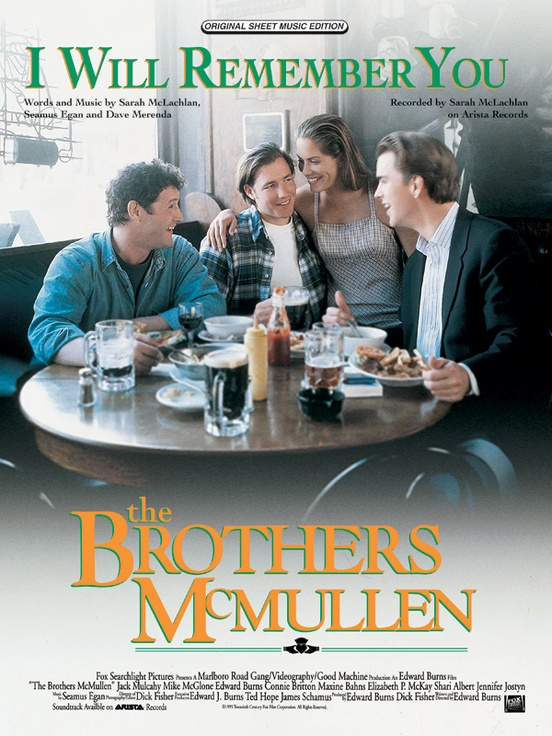 I Will Remember You (from The Brothers McMullen)