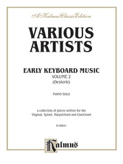 Early Keyboard Music, Volume II
