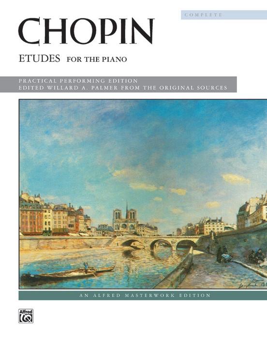 Etudes (Complete)
