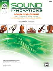 Sound Innovations for String Orchestra: Sound Development (Intermediate)