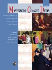 Masterwork Classics Duets, Level 1