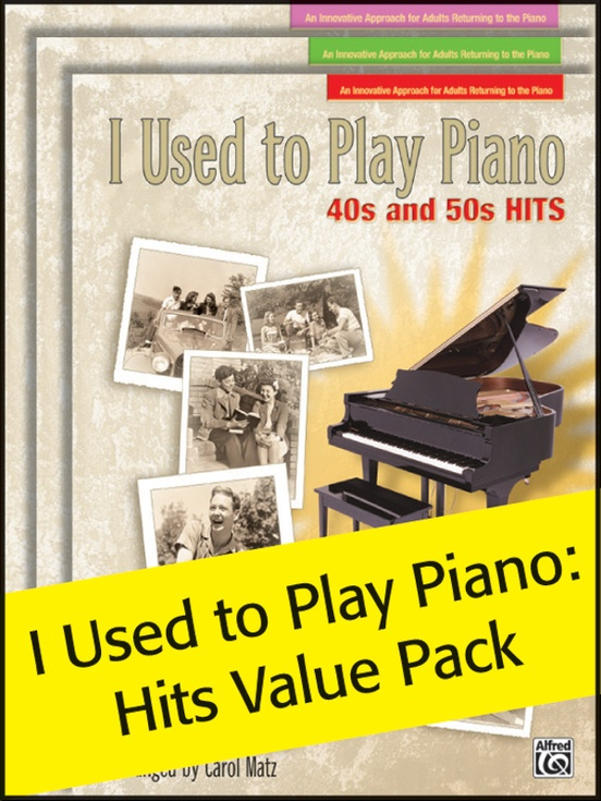 I Used to Play Piano: Hits (Value Pack)