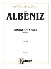 Songs of Spain, Opus 232