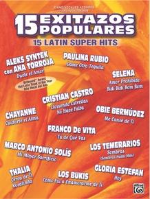 15 Exitazos Populares (15 Latin Super Hits)