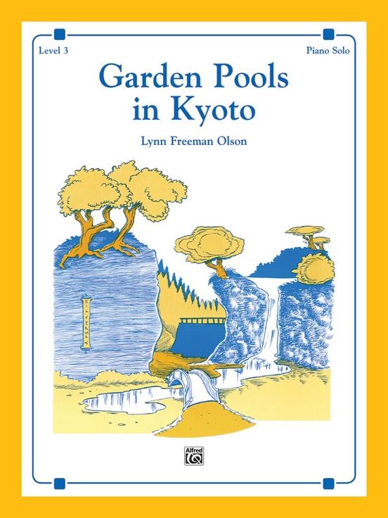 Garden Pools in Kyoto