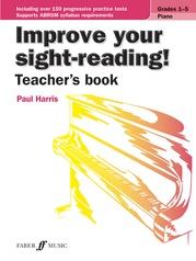 Improve Your Sight-Reading! Piano (Teacher's Book)