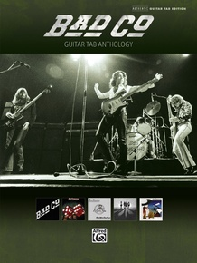 Bad Company: Guitar TAB Anthology