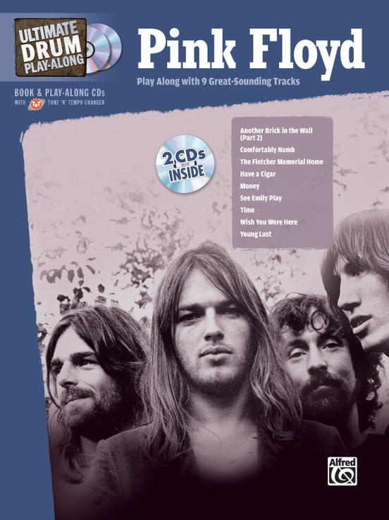 Ultimate Drum Play-Along: Pink Floyd
