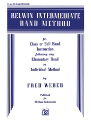 Belwin Intermediate Band Method