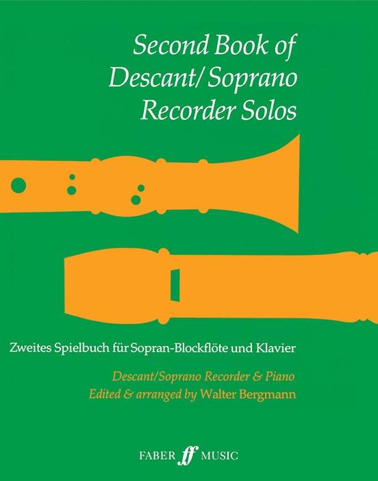 Second Book of Descant / Soprano Recorder Solos