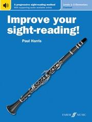 Improve Your Sight-Reading! Clarinet, Levels 1-3 (Elementary)