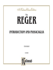 Introduction and Passacaglia