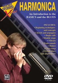 Ultimate Beginner Xpress: Harmonica
