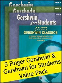 Gershwin (Value Pack)