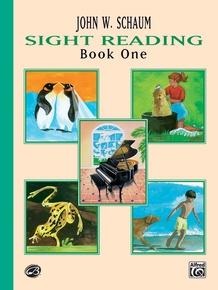 Sight Reading, Book 1