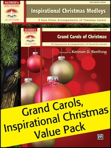 Grand Carols, Inspirational Christmas (Value Pack)