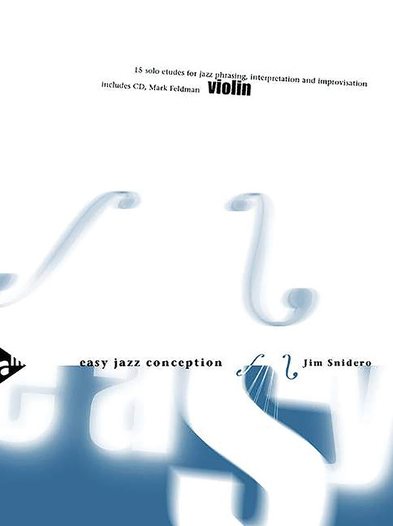 Easy Jazz Conception: Violin