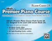 Premier Piano Course, Flash Cards 2A