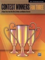 Contest Winners for Three, Book 4