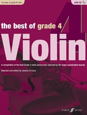 The Best of Grade 4 Violin