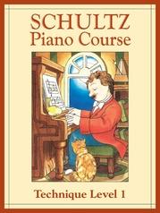 Schultz Piano Course: Technique, Level 1