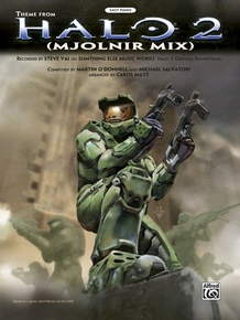Theme from <i>Halo 2</i> (Mjolnir Mix)