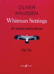 Whitman Settings
