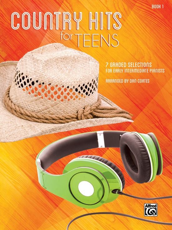 Country Hits for Teens, Book 1